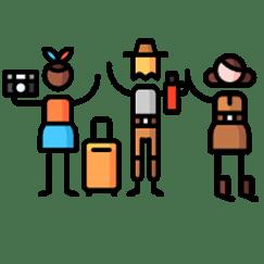 Grupperejse logo - Trinus Rejser