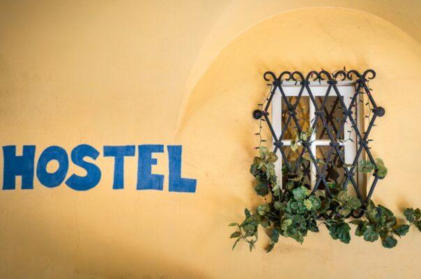 Hostel forside